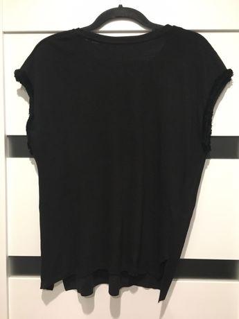 Zamszowa bluzka Zara, rozm S