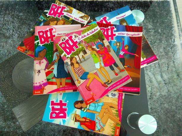 ( BFF ) coleção de livros juvenil