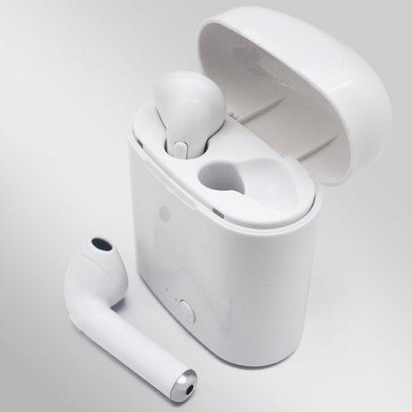 Słuchawki Bluetooth i7 Bezprzewodowe Power Bank