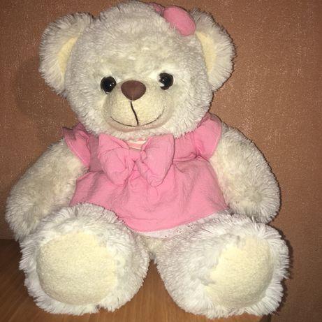 Большой плюшевый медведь ( игрушка) мишка