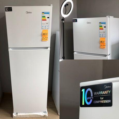 Холодильник с морозильной камерой Midea HD-383FN 10 лет Гарантия