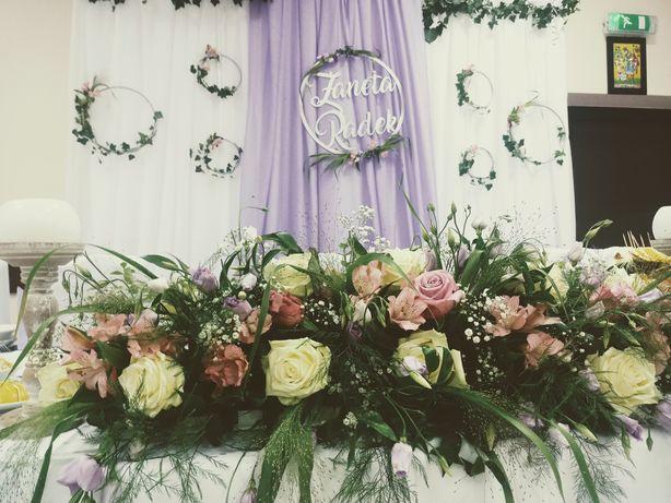 Dekoracje ślubne i okolicznościowe Kalisz i okolice