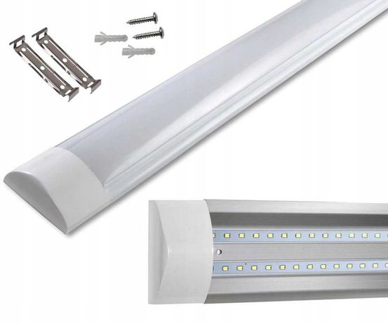 Nadtynkowa Lampa LED do garażu warsztatu 60cm Super LED