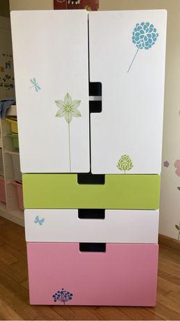 Roupeiro / Móvel para criança IKEA modelo STUVA