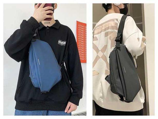 Мужские спортивные кроссбоди и деловые сумки - рюкзаки - поясные сумки
