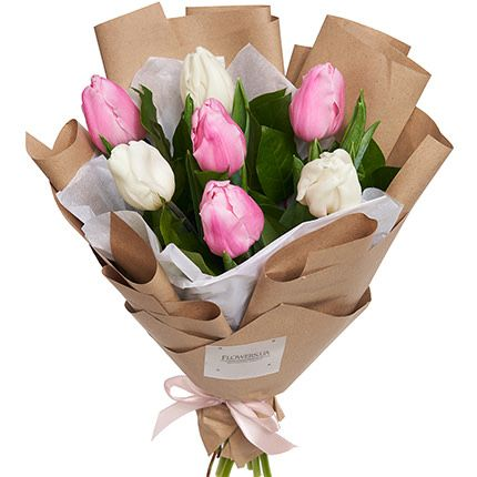 Доставка цветов 8 марта