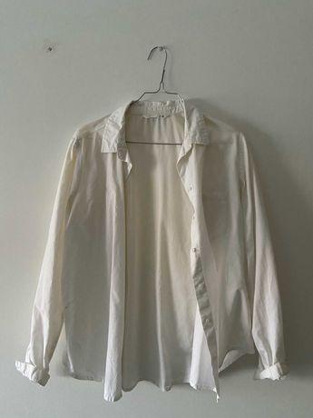 Camisa branca lefties, tamanho M