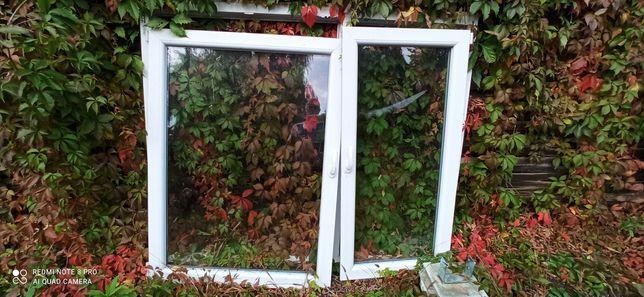 Okno dwuskrzydlowe 175x145