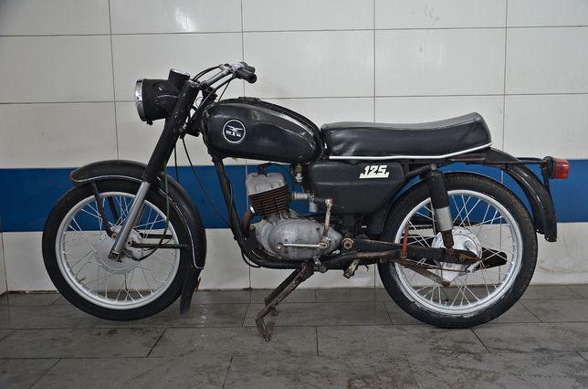 WSK 125 z lat 70
