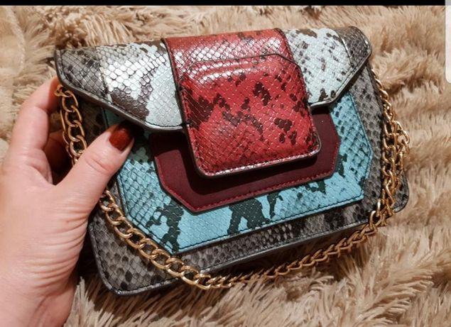 Суперская сумка принт Parfois