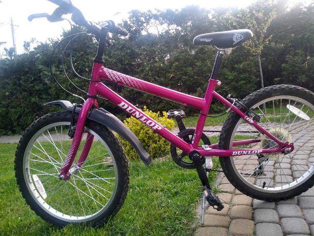 Rower dziecięcy Dunlop 20 cali