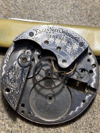 Zegarek elgin na części kieszonka kieszonkowy