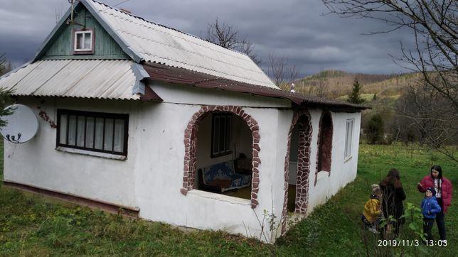 Терміново будинок в Карпатах з документами