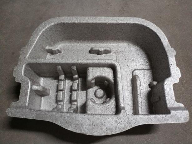 Wklad Hyundai i10 wkład w miejsce koła zapasowego