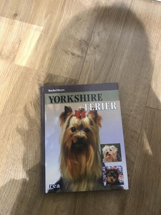 Książka o psach/yorkshire terrier Ożarów Mazowiecki - image 1