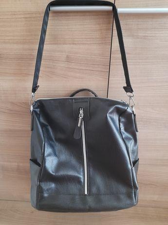 Plecak i torebka 2w1