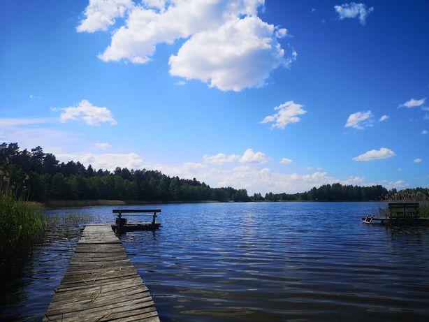 Domek nad jeziorem, noclegi, wakacje
