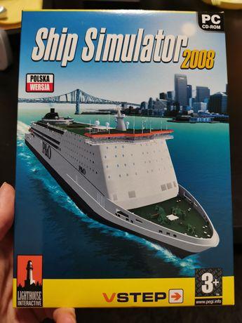Gra PC - Ship Simulator 2008 PL