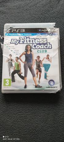 My fitness coach club ps3 PlayStation 3