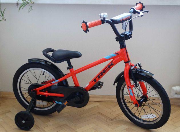 """Trek Precaliber 16"""" 2019 детский алюминиевый велосипед для  3-6 лет."""