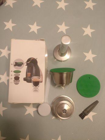 Cápsula de café reutilizavel inox Dolce Gusto, marca Icafilas