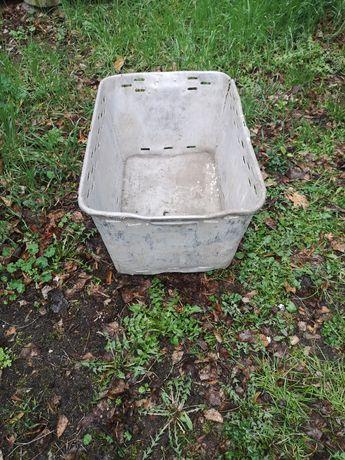 Skrzynka pojemnik aluminium