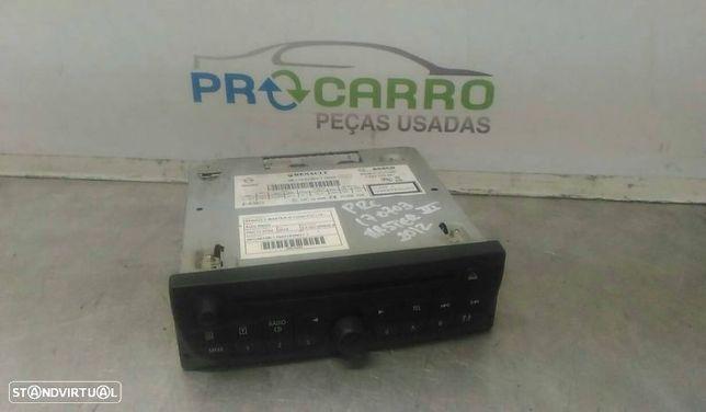 Auto Rádio Renault Master Iii Caixa (Fv)