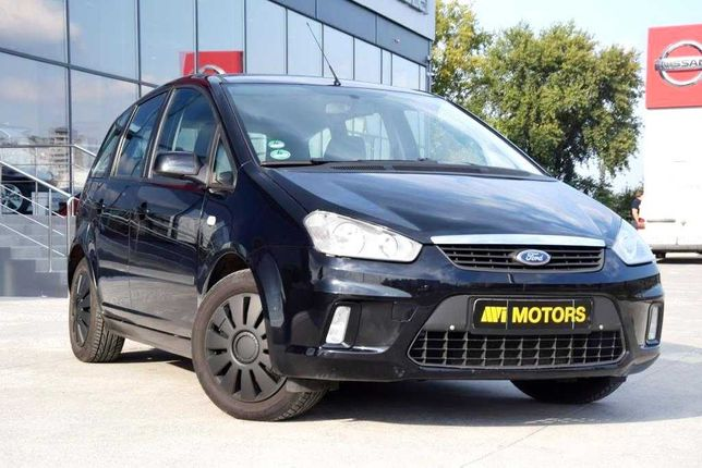Ford C-Max 1.6 GERMANY 2008