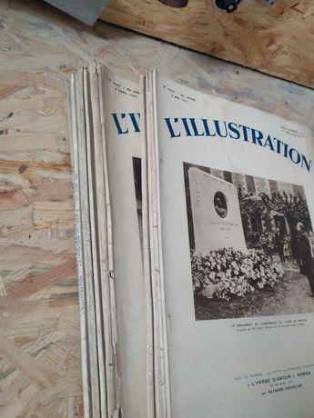 Журнали Франція 1900-ті роки