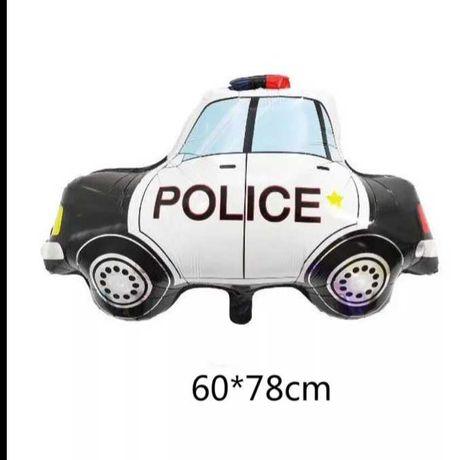 Balon foliowy police