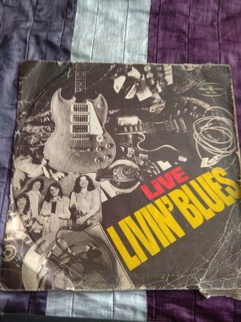 Płyta winylowa LIVE LIVIN BLUES