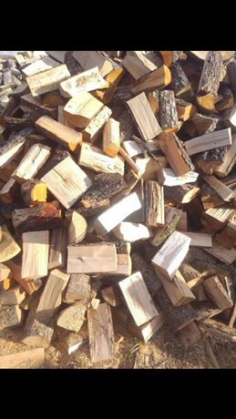 Drewno opałowe. Transport i rozpałka gratis