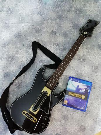 Playstation 4 Gitar Heroes