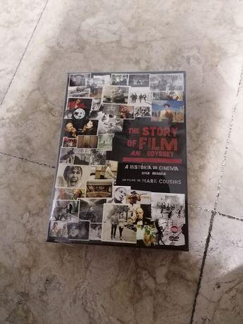 História DVD