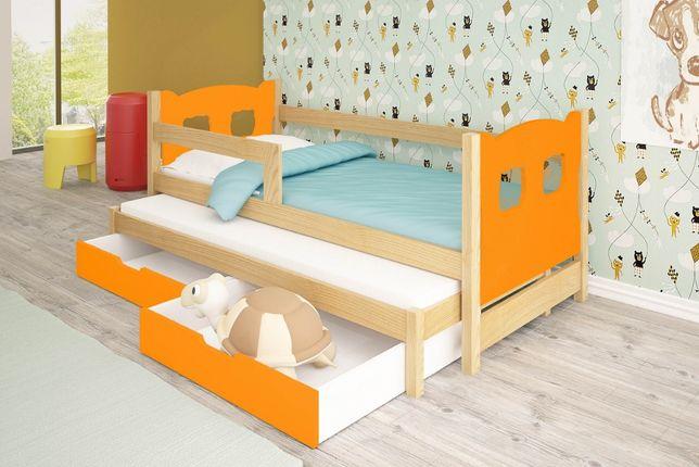 Łóżko dzieciece Olek! Materac gratis