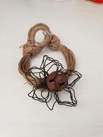 Ręcznie robiona bransoletka brq