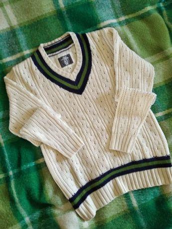 Новый классный мужской кардиган свитер H&M hm премиальный серии LOGG