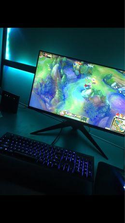 Komputer gamingowy + monitor (zamiana na laptopa)