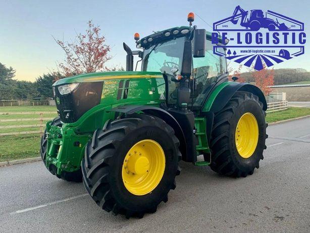 Трактор John Deere 6250 R 2018 года
