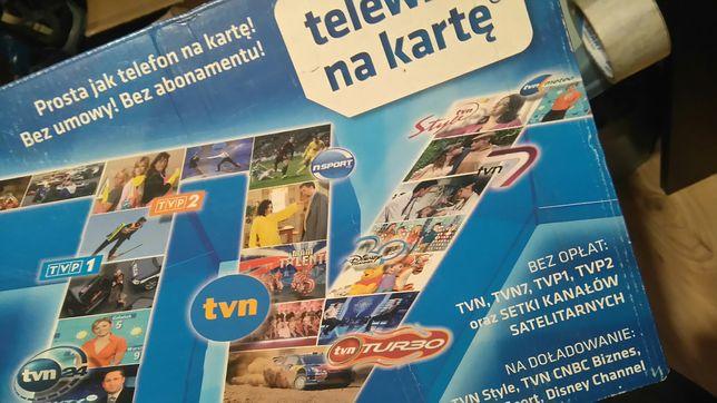 Telewizjia na karte dekoder Technisat - Tv na karte