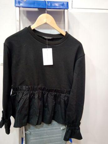 Czarna bluzka rozmiat L