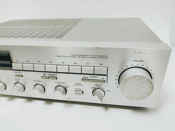 Amplituner / Radio Yamaha R-3 + Głośniki 2x100W