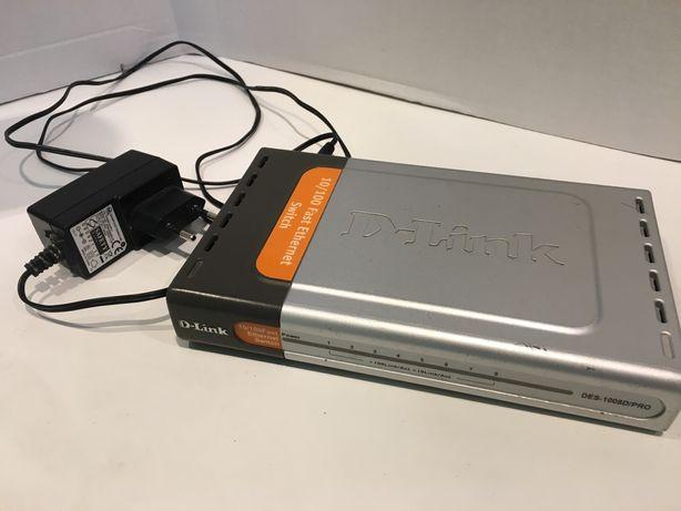 Свитч D-Link DES-1008D/PRO