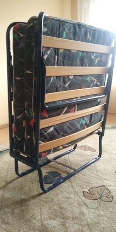 Lozko skladane turystyczne kanapa komplet wypoczynkowy tapczan fotel