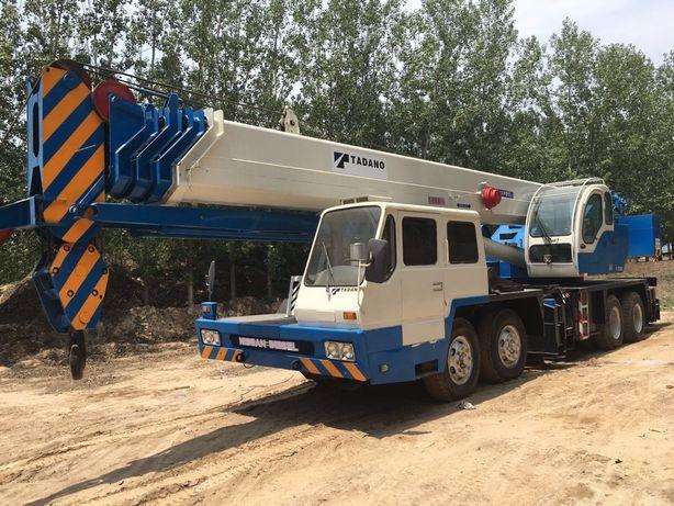 Аренда автокрана Tadano 55 тонн 50 метров