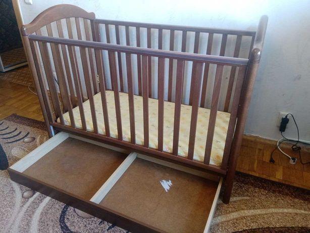 Детская Кроватка Baby Italy до 3-х лет Киев Лесной массив