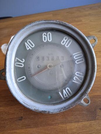 Licznik wskaźnik prędkościomierz prl