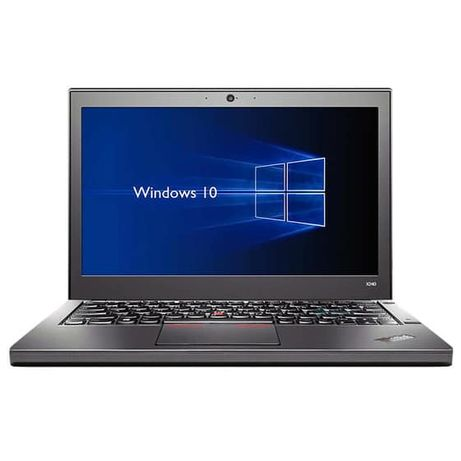 Lenovo X250, I5-5300U/ 08GB/128 GB SSD/ Recondicionado Grade A-