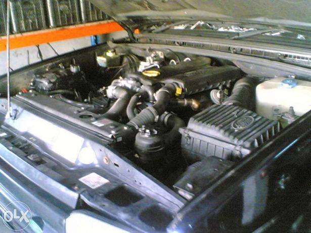 Land Rover Discovery 300 tdi Peças