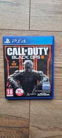Call of Duty Black Ops III 3   konsola PS4